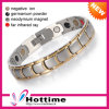 High Quality Germanium Magnetic 316L Stainless Steel Jewelry (CP-JS-BL-345)