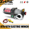 Small ATV 2000lbs Electric Mini Winch with IP 68