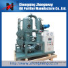 Highly-Efficient Double Step Vacuum Exhausted Oil Regeneration Machine