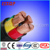 1kv PVC Copper Cable 5X70mm with Steel Wire Armored