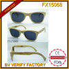 Hot Sale High Quality Folding Bamboo Sunglasses with Polaroid Lens