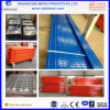 Customized Pallet Rack Teardrop Uprights