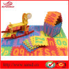 Non Toxic Alphabet Foam Jigsaw Puzzle Mat for Kids