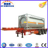 ISO Standard Carbon Steel 20FT or 40FT Fuel Tank Container