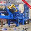 Mobile Crushing Plant for Jaw Crusher with High Efficiency