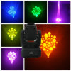 Beautiful LED Moving-Head Stage Lighting with 8 Gobos 8 Colors