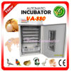 2014 Top Selling Poultry Insulation Veterinary Automatic Syringe 880 Egg Incubator