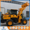Small Wheel Loader with Various Accessories (2 ton loader)