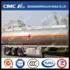 37cbm 3 Compartments Aluminium Alloy Fuel/Oil/Gasoline/LPG with High Quality Tanker Trailer