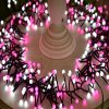 LED DC 30V Firecracker Ball Decorations Christmas Party Festival String