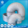 HVAC Systems Aluminum Non-Insulation Flexible Duct with Fire Resistant