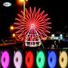 Low Power Waterproof 14.4W SMD5050 60LED RGB LED Light Strip