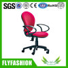 Durable Comfortable Fabric Office Chair with Armrest (OC-83)