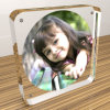 Custom Transparent Acrylic Double Square Creative Photo Frame