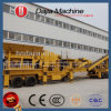 Mobile Jaw Crusher Ploduction Line