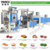 Complete Hard Candy Depositing Line With PLC Control (GD1000)