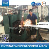 3 Phase Seam Welder with Water Cooling for Transformer Panel Radiator Production