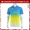 Color Combination Men Custom Printed Polo Shirts (ELTMPJ-619)