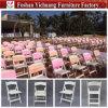 2017 White Wedding Plastic Folding Gladiator Chairs in Ghana (YC-As63)
