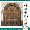 Wooden House Exterior or Entrance Door for Projects