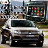 Android GPS Navigation System Box for Volkswagen Touareg RCD550 Video Interface