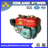 Horizontal Air Cooled 4-Stroke Diesel Engine R170b with ISO9001/ISO14001