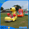 Lovely Animal Inflatable Battery Car