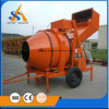 Self Loading Concrete Mixer with Tilting Drum for Sale