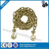 G80 Golden Galvanized Chain Sling with Hook
