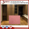 Red Fire Retardant MDF Board