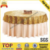 Durable Nice Hotel Banquet Hall Table Cloth