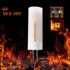 New Simulation Flame Light Bulbs G4 G9 DC8-30V Flame Lamp for Christmas Decoration