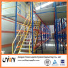 Customized Medium Duty Multi-Purpose Mezzanine Flooring Rack
