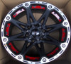 17X9, 5X127 SUV Alloy Rim, 4X4 Car Wheels