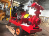 Trolly Mobile End Suction Diesel Fire Fighting Water Pump