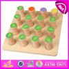 2015 DIY Wooden Memory Puzzle Brain Teasers for Kid, Children Memory Wooden Jigsaw Puzzle, Best 16PCS Wooden Memory Puzzle W13e055
