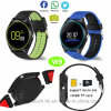 Newest Camera Sport Bluetooth Smart Watch Phone with Antilost W9