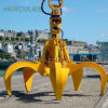 Time Saving Four Cable Clamshell Grab for Crane