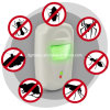 Hot Selling Electromagnetic Pest Repellent for All Kind of Insects and Rodents