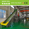 High quality plastic film washing and granulating line