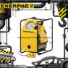 Zutp-Series, Hydraulic Electric Tensioning Pumps Original Enerpac