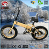 En15194 E-Scooter Fat Tire Mini Folding Electric Bicycle Lithium Battery