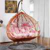 New Double Swing Swing, Rattan Furniture, Rattan Basket (D151B)