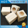 Small Cheap Solid Pine Wood Blocks with Holes