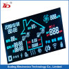 LCD Display Panel for Air Condition Control White Backlight