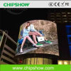 Chipshow P16 Commercial LED Advertising Displays for Curved Disign