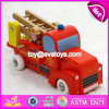 New Design Children Wooden Fire Truck Toys W04A289