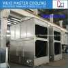 100ton Stainless Steel Open Water Cooling Tower Instead of FRP Work for Chiller