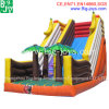 Rabbit Theme Inflatable Slide/Inflatable Slide for Kids/Outdoor Amusement Inflatable Slide for Sale (DJWSMD8000014)