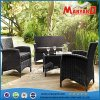 . Fashion Style Rattan Coffee Table and Chair